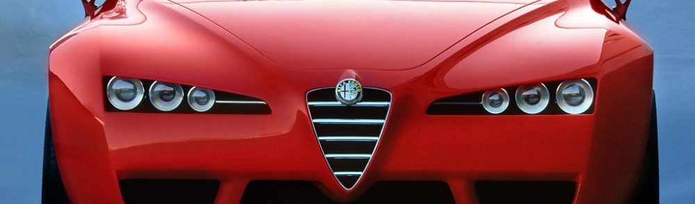 The Alfa Romeo Specialist Register